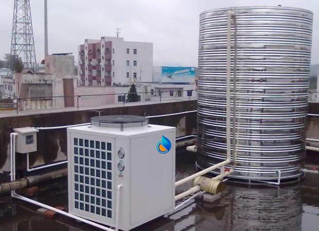 发廊空气能热水工程